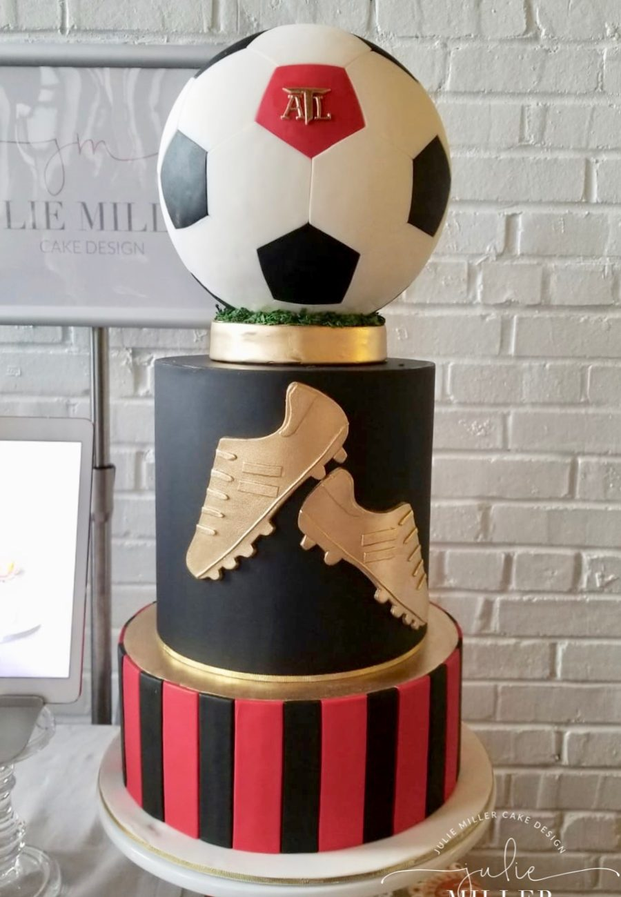 ATL United grooms cake 08_09_2018